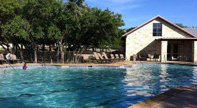 Photo of Pool Mayfield Ranch Community Swim Center at 3770 Mayfield Ranch Blvd, Round Rock, TX 78681, United States