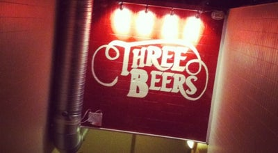 Photo of Bar Three Beers at Inspehtorinkatu 4, Turku 20540, Finland