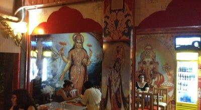 Photo of Indian Restaurant Red Elephant at Λαρίσης 42, Αθήνα 115 24, Greece