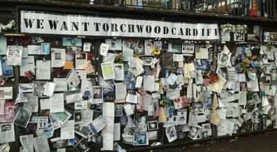Photo of Monument / Landmark Ianto's Shrine at Cardiff Bay, Cardiff, United Kingdom
