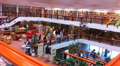 Photo of Library Lappeenrannan pääkirjasto at Valtakatu 47, Lappeenranta 53100, Finland