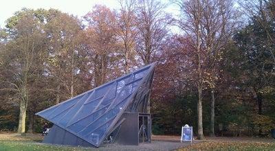 Photo of Art Gallery Cisternerne at Søndermarken, Frederiksberg 2000, Denmark