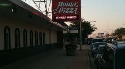 Photo of Pizza Place House of Pizza at 7008 Indianapolis Blvd, Hammond, IN 46324, United States