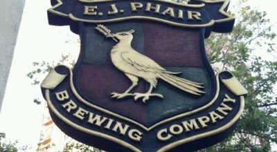 Photo of Brewery E.J. Phair Brewing Company & Alehouse at 2151 Salvio St, Concord, CA 94520, United States