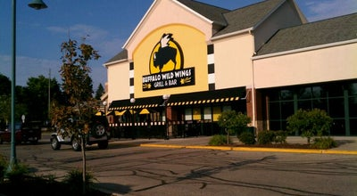 Photo of American Restaurant Buffalo Wild Wings Grill and Bar at 6544 Monona Dr, Monona, WI 53716, United States