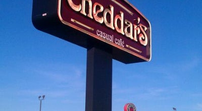Photo of American Restaurant Cheddar's at 2004 N Eastman Rd, Kingsport, TN 37664, United States