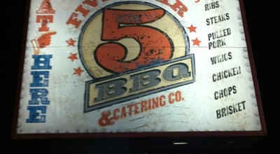 Photo of BBQ Joint Five Star BBQ Company at 70 N Geneva Rd, Orem, UT 84057, United States