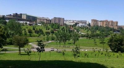 Photo of Park Parque de Invierno at Avda. Pedro Masaveu, Oviedo 33007, Spain