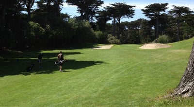 Photo of Golf Course Golden Gate Park Golf Course at Golden Gate Park, San Francisco, CA, United States