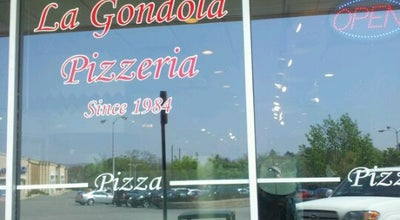 Photo of Pizza Place La Gondola at Ramsey Shopping Center, Ramsey, NJ 07446, United States