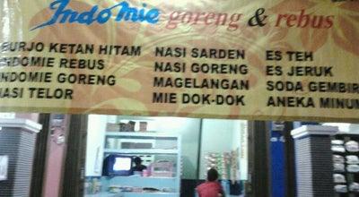 Photo of Coffee Shop Warung Burjo Rizky 24 jam at Jl Kronggahan Mlati Sleman Jogja, Yoyakarta, Indonesia