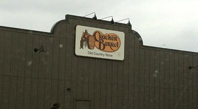 Photo of American Restaurant Cracker Barrel Old Country Store at 4435 S Laburnum Ave I-64 & Laburnum Ave, Exit 195, Richmond, VA 23231, United States