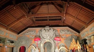 Photo of Art Gallery Bale Banjar Ubud Kelod at Jl. Monkey Forest, Ubud, Indonesia