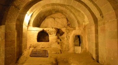 Photo of Historic Site Derinkuyu Yeraltı Şehri at Nevşehir Yolu, Derinkuyu, Nevşehir 50700, Turkey