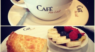 Photo of Cafe Cafe Au Lait at 3985 Cortez Rd W, Bradenton, FL 34210, United States
