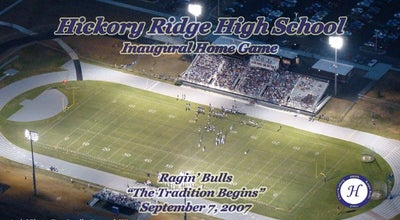 Photo of High School Hickory Ridge High School at 7321 Ragin' Ridge Rd, Harrisburg, NC 28075, United States