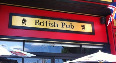 Photo of Pub Union Jack's British Pub at 4915 Saint Elmo Ave, Bethesda, MD 20814, United States