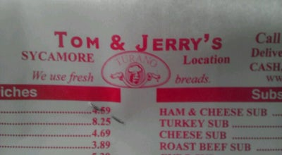 Photo of American Restaurant Tom & Jerry's of Sycamore at 1670 Dekalb Ave #rt.23, Sycamore, IL 60178, United States