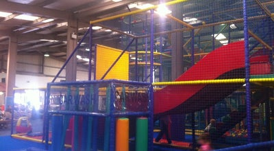 Photo of Playground Chuckies Kids Playzone at Doughcloyne Ind Est, Wilton, Ireland