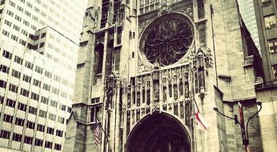 Photo of Church St. Thomas Church at 1 West 53rd St, New York City, NY 10019, United States