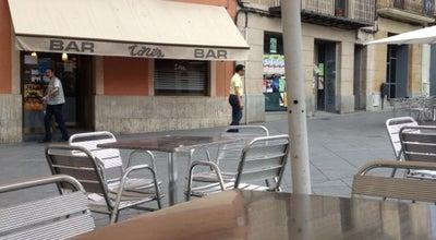 Photo of Cafe Bar Toni's at Plaça Major 16, Manresa 08241, Spain