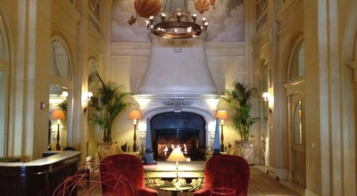 Photo of Hotel Clift Hotel at 495 Geary St, San Francisco, CA 94102, United States