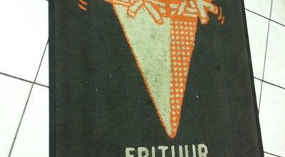 Photo of Food Frituur De Kijkuit at Meensesteenweg 200, Roeselare 8800, Belgium