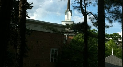 Photo of Church Covenant Presbyterian Church at 65 Old Montgomery Hwy, Birmingham, AL 35209, United States