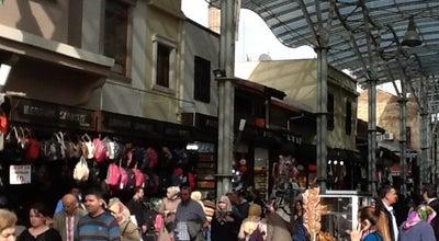 Photo of Farmers Market Tuz Pazarı Çarşısı at Tuz Pazarı, Bursa, Turkey