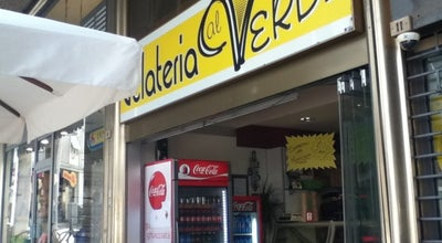 Photo of Ice Cream Shop Gelateria Verdi at Italy