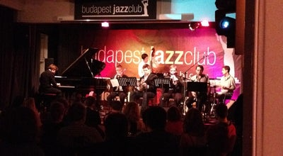 Photo of Jazz Club Budapest Jazz Club at Hollán Ernő U. 7., Budapest 1136, Hungary