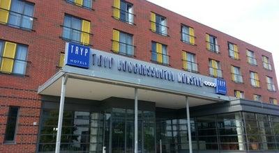 Photo of Hotel Tryp Muenster Kongresshotel at Albersloher Weg 28, Muenster 48155, Germany