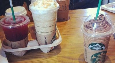 Photo of Coffee Shop Starbucks at 2 Commerce Way, Seekonk, MA 02771, United States