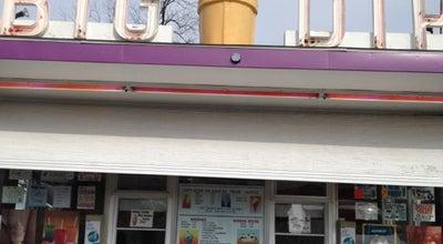 Photo of Ice Cream Shop Big Dip at 216 N Main St, North Syracuse, NY 13212, United States