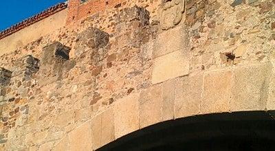 Photo of Historic Site Arco De La Estrella at Arco De La Estrella, Caceres, Spain