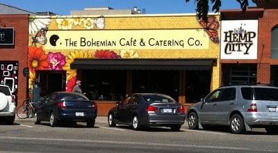 Photo of Breakfast Spot Bohemian Cafe at 524 Bernard Avenue, Kelowna, BC V1Y 6P1, Canada