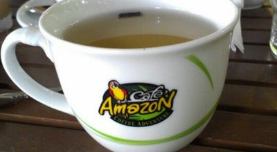 Photo of Coffee Shop Cafe Amazon at Ptt Pakchong, Pak Chong 30130, Thailand
