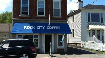Photo of Coffee Shop Rock City Coffee Roasters at 252 Main St, Rockland, ME 04841, United States