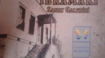 Photo of Art Gallery İbramaki Sanat Galerisi at Atatürk Blv. Kuşadası, Aydın 09400, Turkey