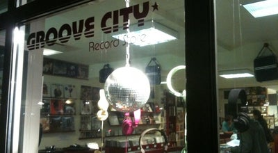 Photo of Record Shop groove City at Marktstr. 114, Hamburg 20357, Germany