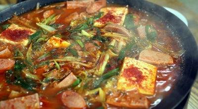 Photo of Korean Restaurant 오뎅식당 at 호국로1309번길 7, 의정부시 480-844, South Korea