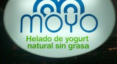 Photo of Ice Cream Shop Moyo at Camino Real De La Plata 100 Local 139 Col. Zona Plateada, Pachuca 42083, Mexico