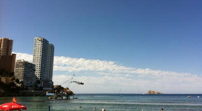 Photo of Beach CarloswatersportsBenidorm.com at Spain
