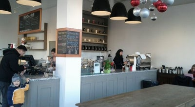 Photo of Coffee Shop Rocanini Coffee Roasters at #115-3900 Moncton St, Richmond, BC V7E 3A7, Canada