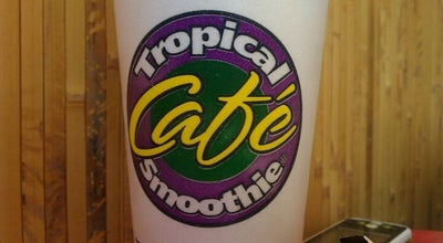 Photo of Cafe Tropical Smoothie Cafe at 209 N Magnolia Dr, Tallahassee, FL 32301, United States