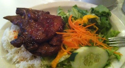 Photo of Asian Restaurant Mooncake Foods at 359 West 54th St, New York, NY 10019, United States