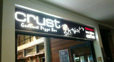 Photo of Pizza Place Crust Gourmet Pizza Bar at 53 - 61 Crown Street, Wollongong, Ns 2500, Australia