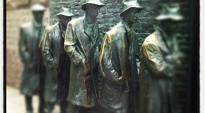 Photo of Monument / Landmark Franklin Delano Roosevelt Memorial at 400 W Basin Drive Sw, Washington, DC 20024, United States