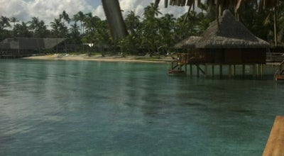 Photo of Resort Hotel KIA ORA Resort & Spa at French Polynesia