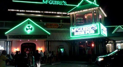 Photo of Steakhouse McGuire's Irish Pub of Destin at 33 Harbor Blvd, Destin, FL 32541, United States